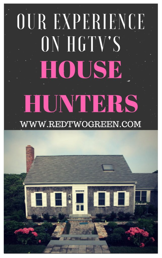 what it was like being on house hunters