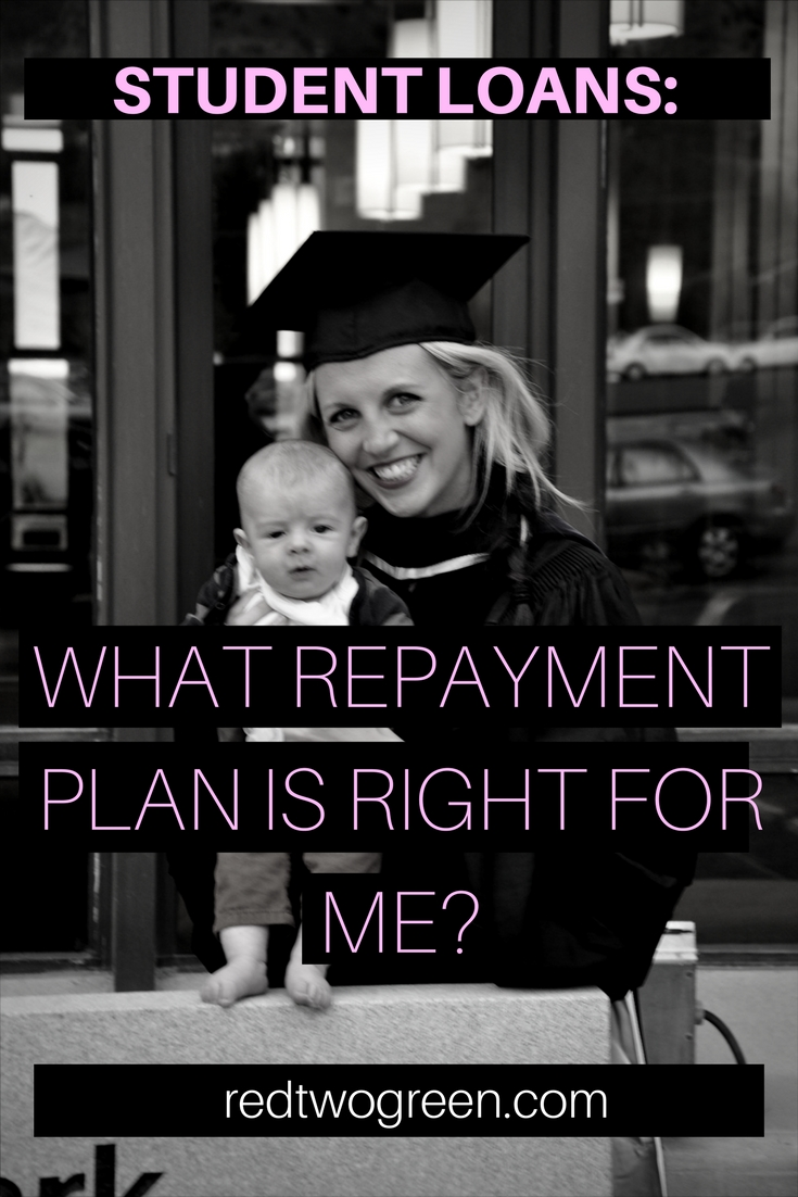 What is the best repayment option for student loans